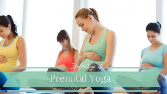 The Magic of Prenatal Yoga