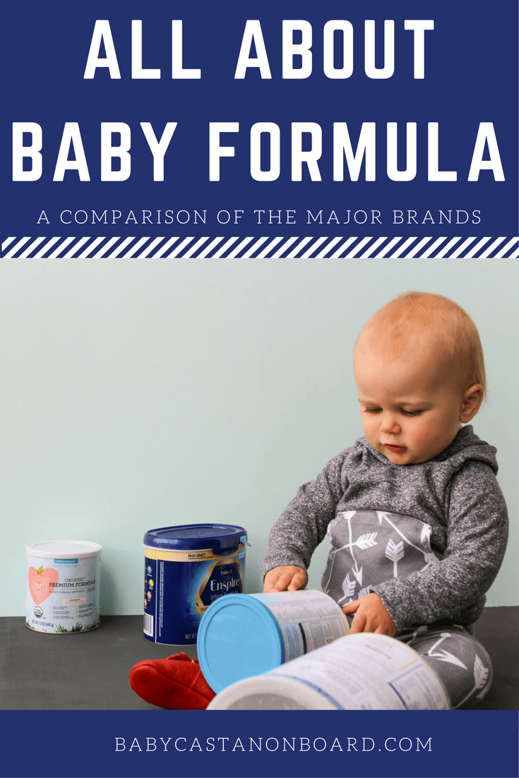 It's sad that you have to have a science degree to be able to understand what you are feeding your baby. This is what you need to know about baby formula.