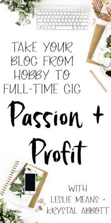 Passion-and-profit-review