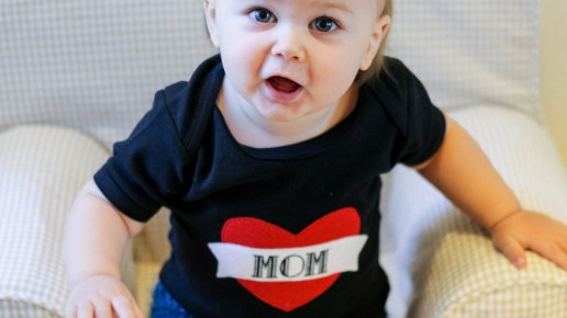The Sweetest Valentines Day Outfits for Baby