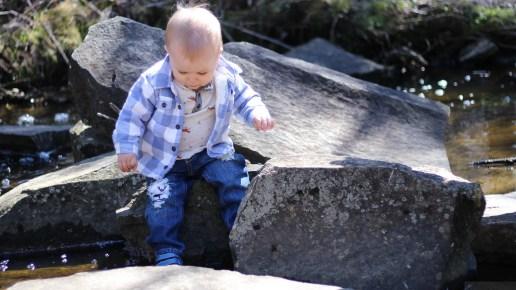 DIY Distressed Denim — Hip Jeans for Babies & Toddlers