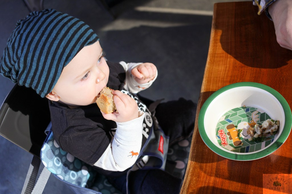 Tips for Eating Out with a Baby