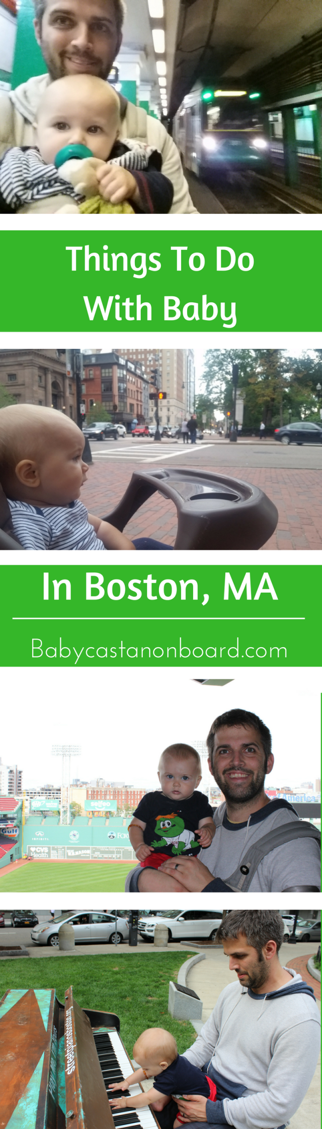 We had four days in Boston over the summer and found there is a lot to do with baby! Here are all the things to do with a baby in Boston.