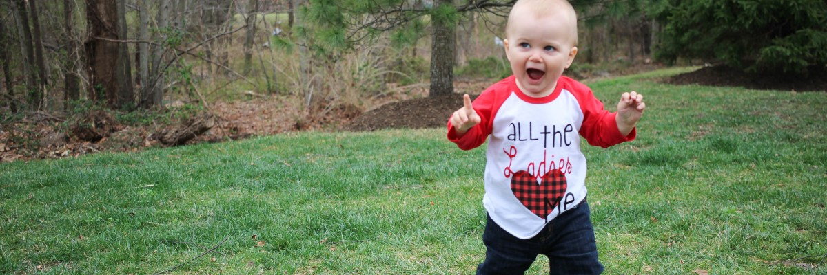 Today I am spotlighting Layla Bug Designs, an Etsy shop. Layla Bug Designs is my go-to for raglans; however she also has tees, tanks and bodysuits