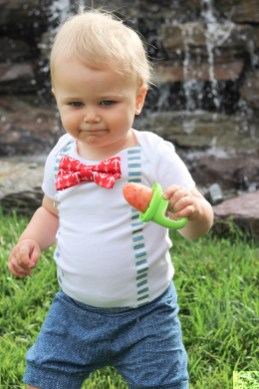 Three recipes for healthy fruit popsicles which are the perfect summer dessert pop for toddlers (and parents too) by popular DC mommy blogger Baby Castan on Board