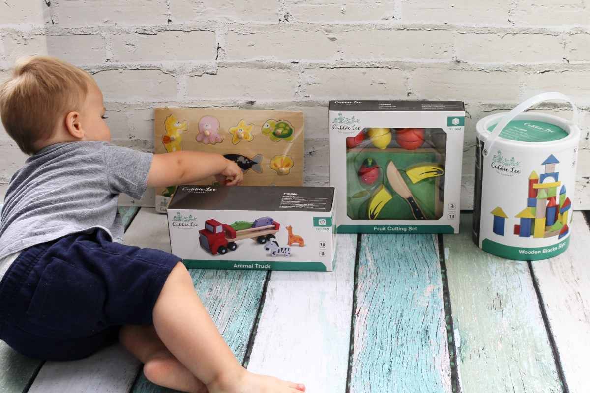 Cubbie Lee Toy Company -- The Perfect Wooden Toys For Toddlers