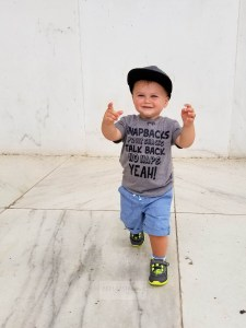 Those who visit and stay in our home are laid back and understanding about going with our flow because we have a young toddler, but we still want to show our guests a good time and sometimes it is fun to be a tourist in your own city. Here are our tips for entertaining stay-over guests with a toddler.