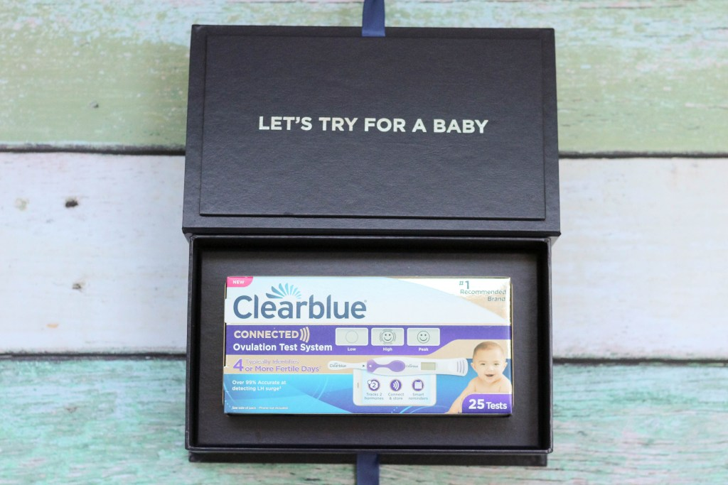 Making the decision of going from one to two babies is huge, and now that we are considering number two, I am really looking forward to planning this time with the new Clearblue® Connected Ovulation Test System and app. - Baby number 2 with Clearblue® Connected Ovulation Test System by popular DC mommy blogger, Baby Castan On Board