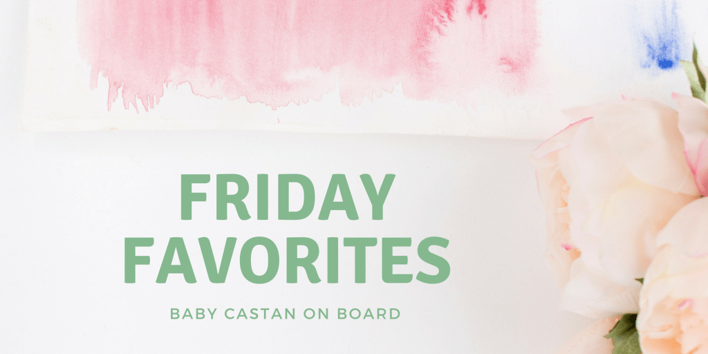 Friday Favorites: The Best Finds of February Week Four