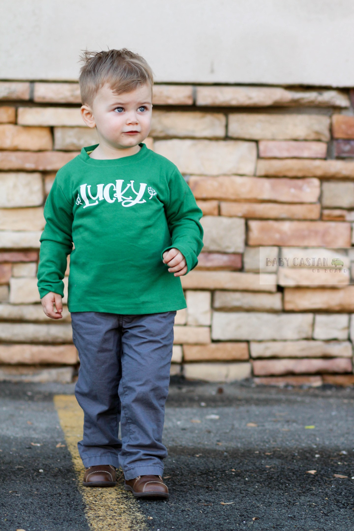 Adorable St Patricks Day Tees For Your Toddler