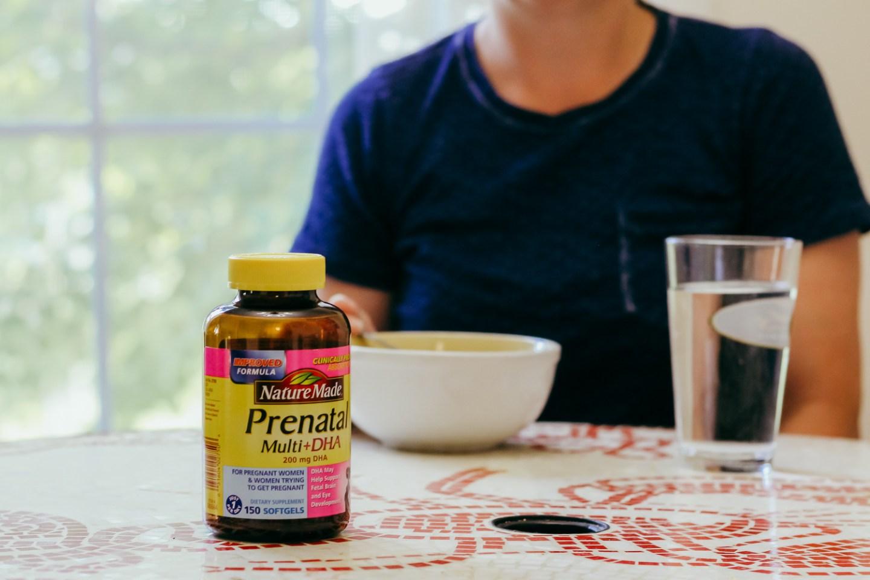 Preparing for Pregnancy With Nature Made Prenatal®Vitamins
