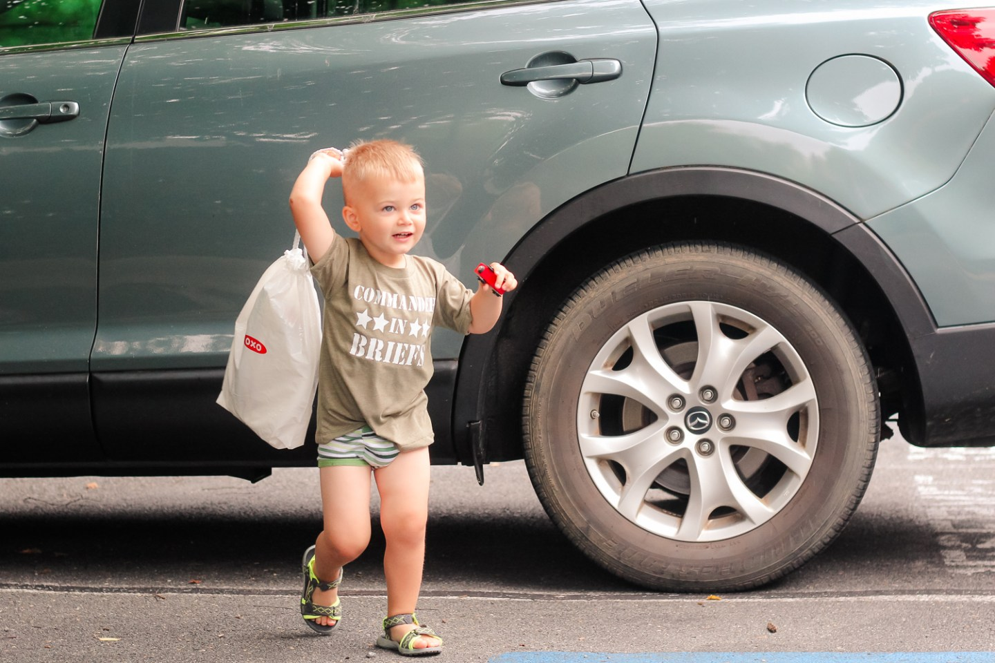 How to Conquer Potty Training While Traveling by Car