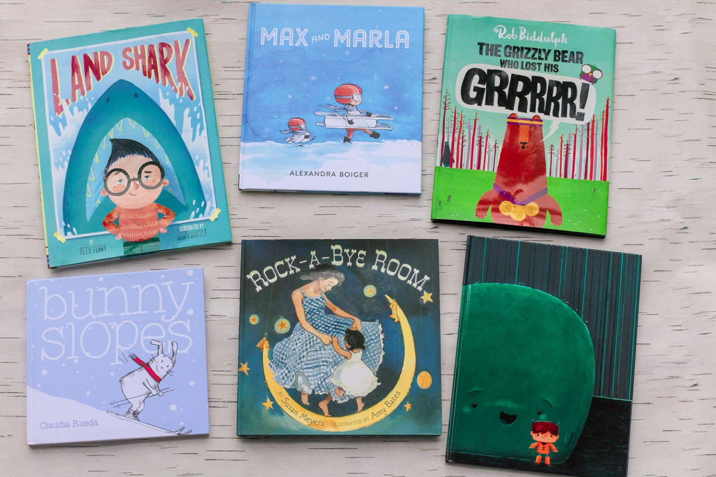 Top 3 Subscription boxes for toddlers, featured by top DC mommy blogger, Baby Castan on Board: toddler books