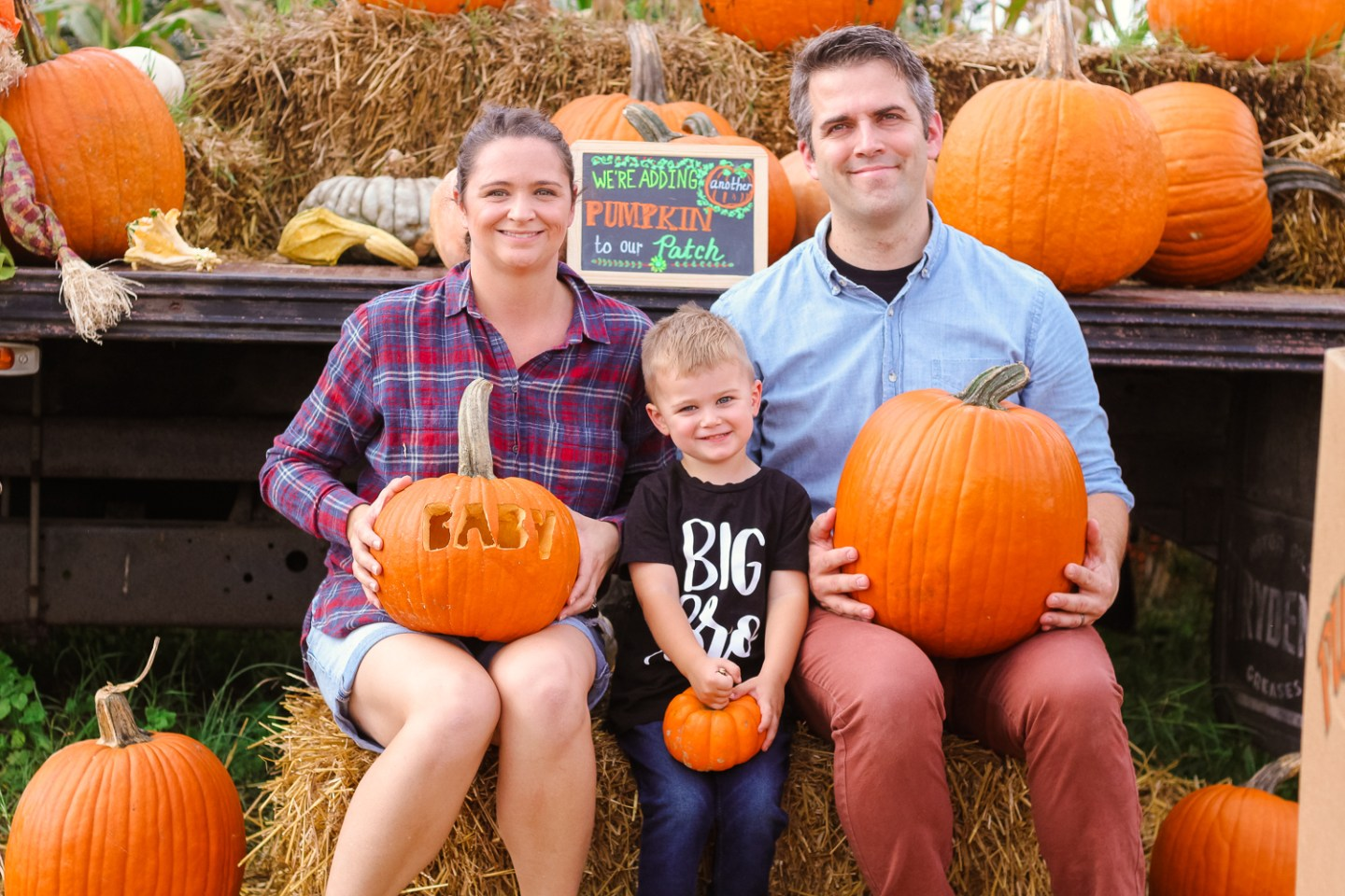 Exciting Update & a Boo-tiful Halloween Pregnancy Announcement!