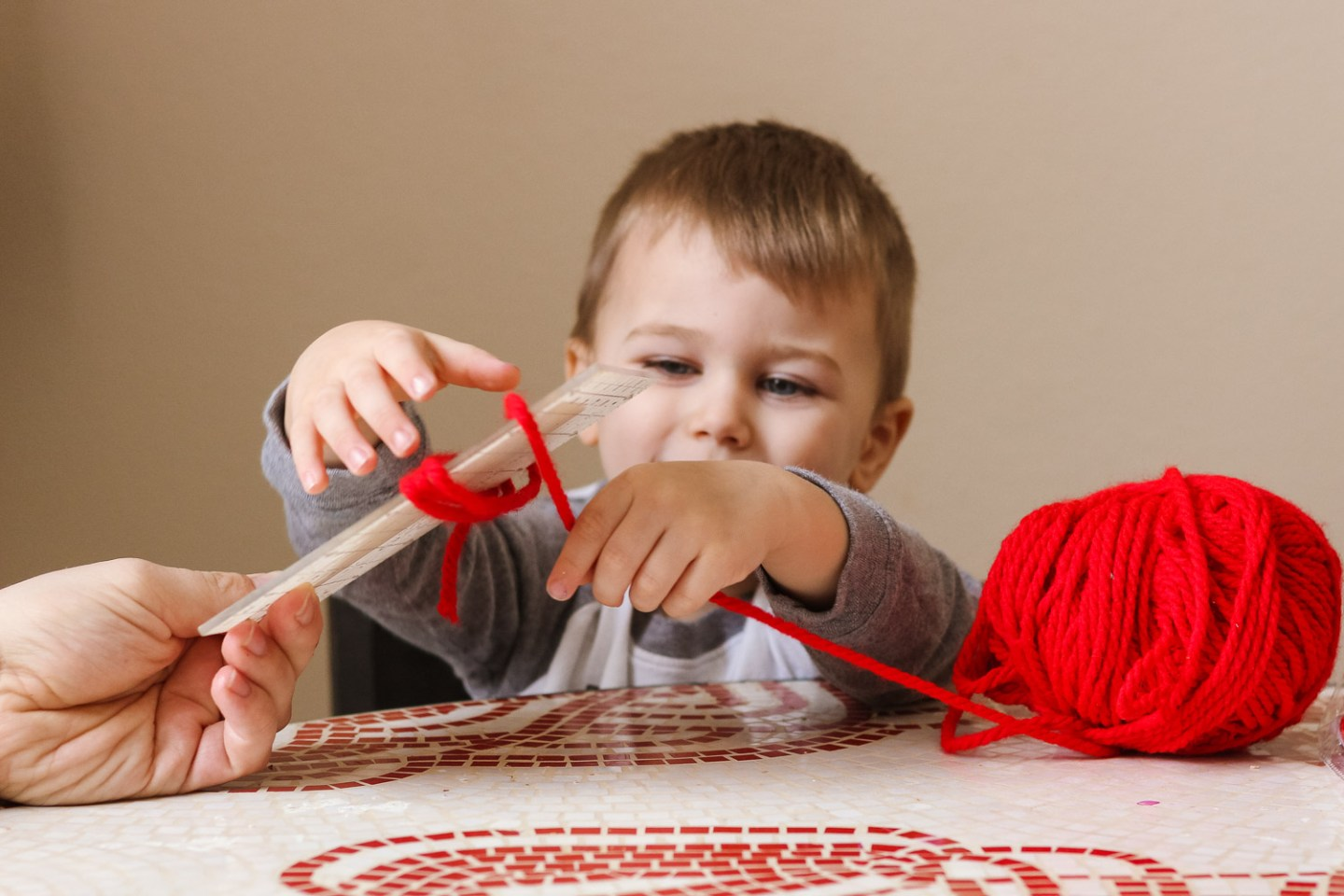 Heart Crafts for Toddlers featured by top US mom blog, Baby Castan on Board: love monster