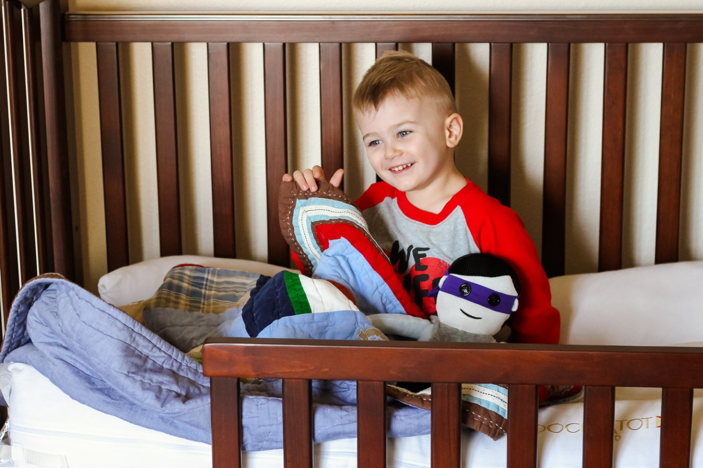 5 Essential Tips for Transitioning to a Big Boy Bed