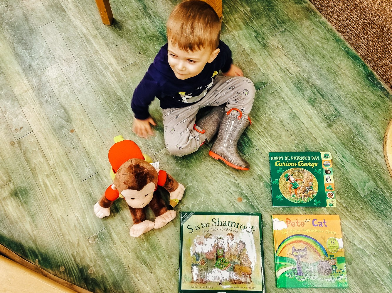 Top 5 St Patricks Day Books Your Toddler Will Love