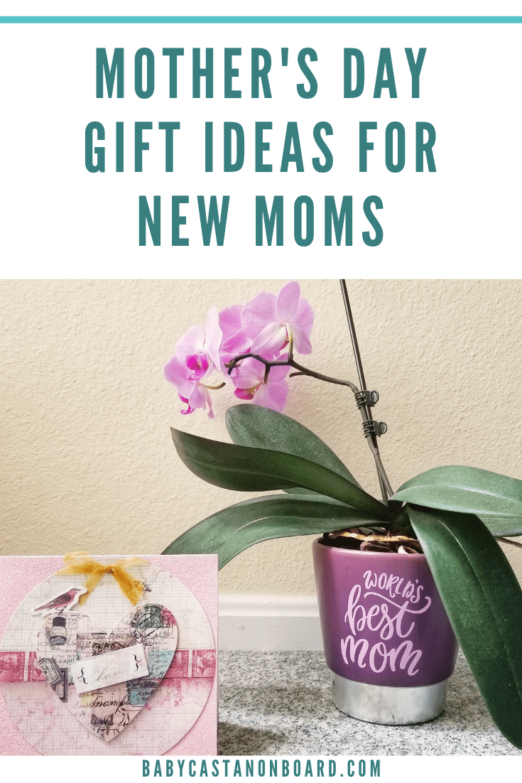 Baby Castan on Board, features their 6 Favorite Mothers Day Gifts for New Moms she'll love | Mother's Day gift ideas | gift ideas for modern moms | gift ideas for new moms