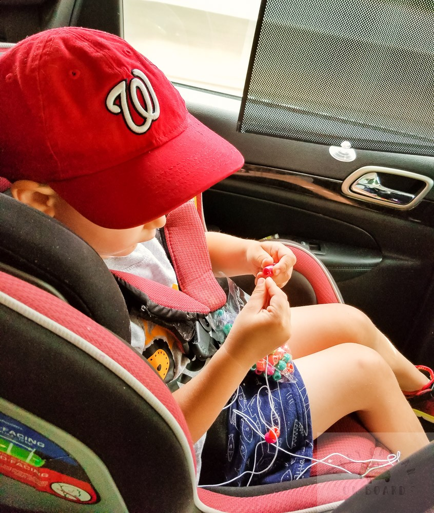 A Complete Guide to Road Tripping with a Newborn and Toddler: essentials featured by top US mommy blog, Baby Castan on Board