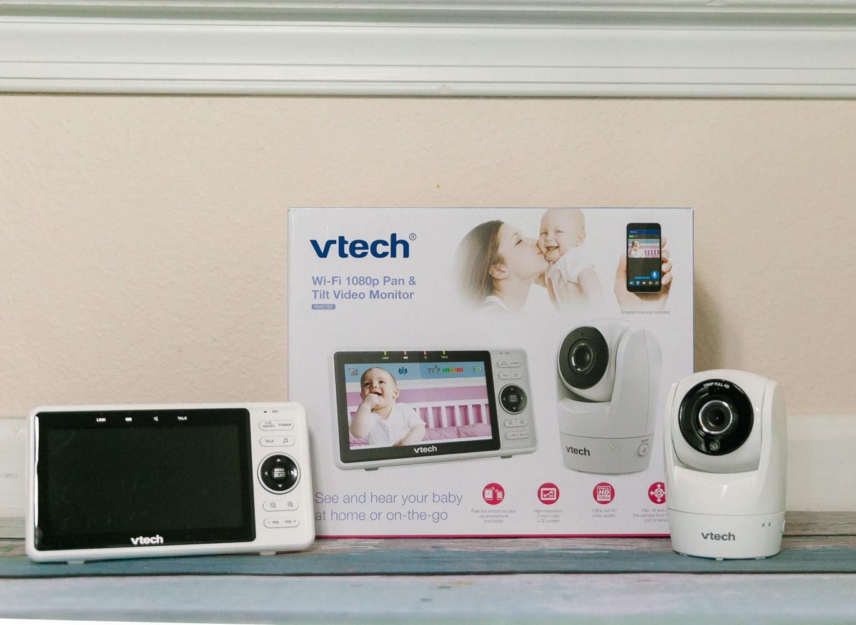 VTech Babyphone Video Perfect