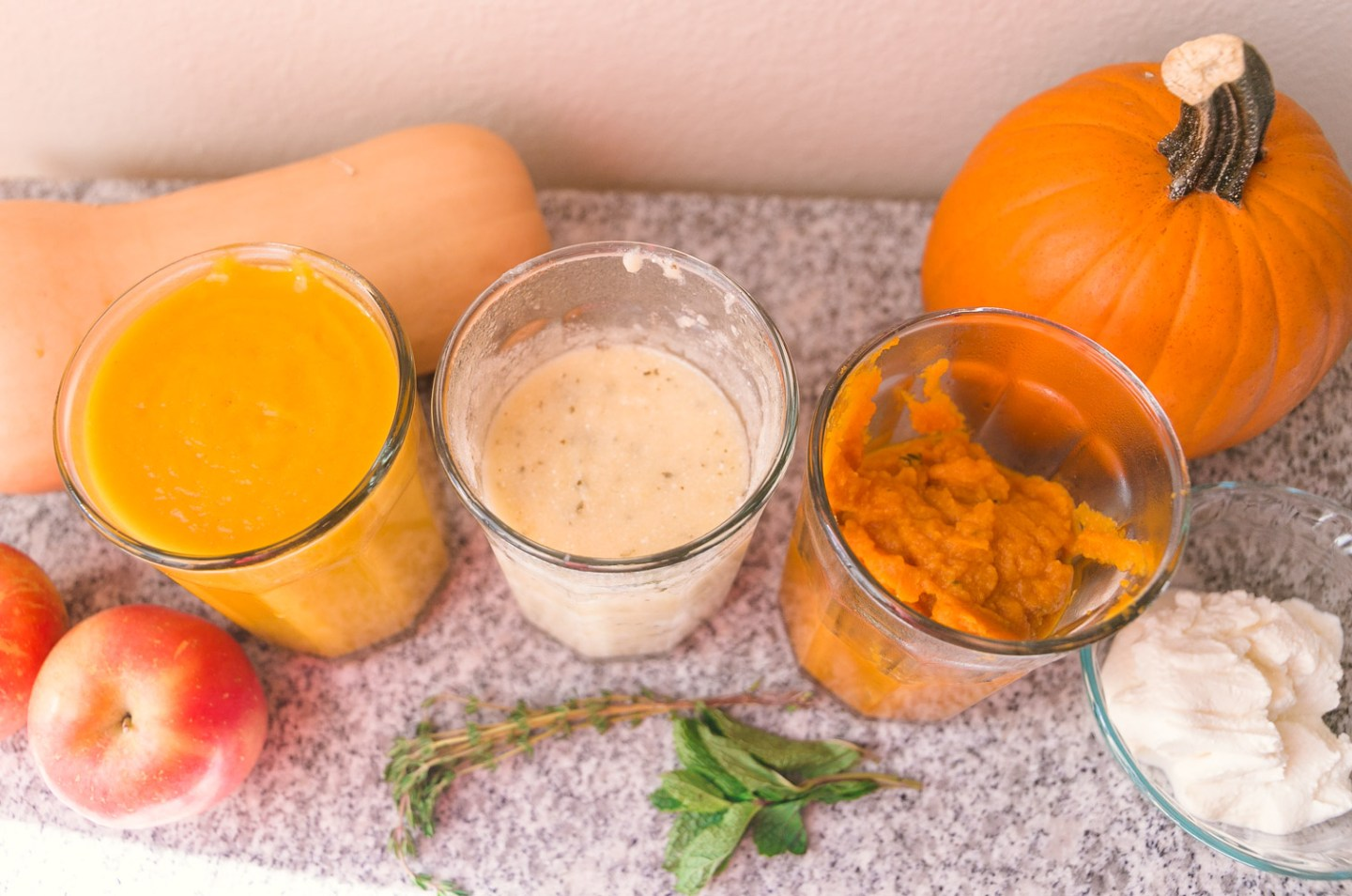 Fall Baby Food Recipes to try, featured by top US mom blog, Baby Castan on Board