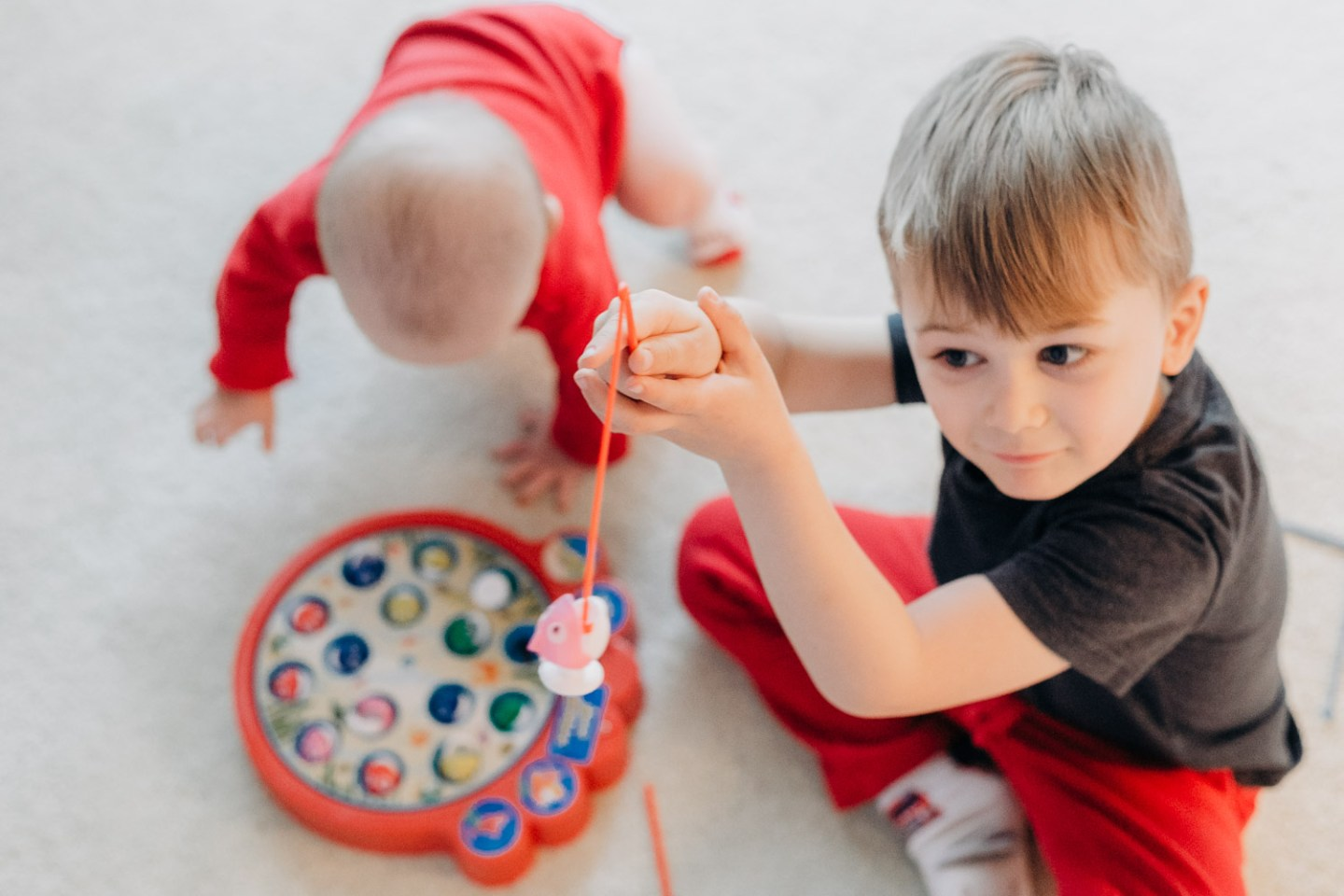 9 Best Board Games for Preschoolers on Amazon featured by top DC mommy blog, Baby Castan on Board.