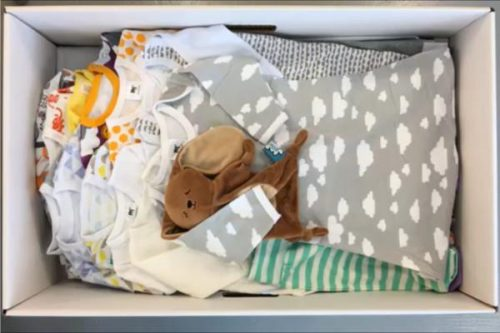 FINNISH BABY BOX