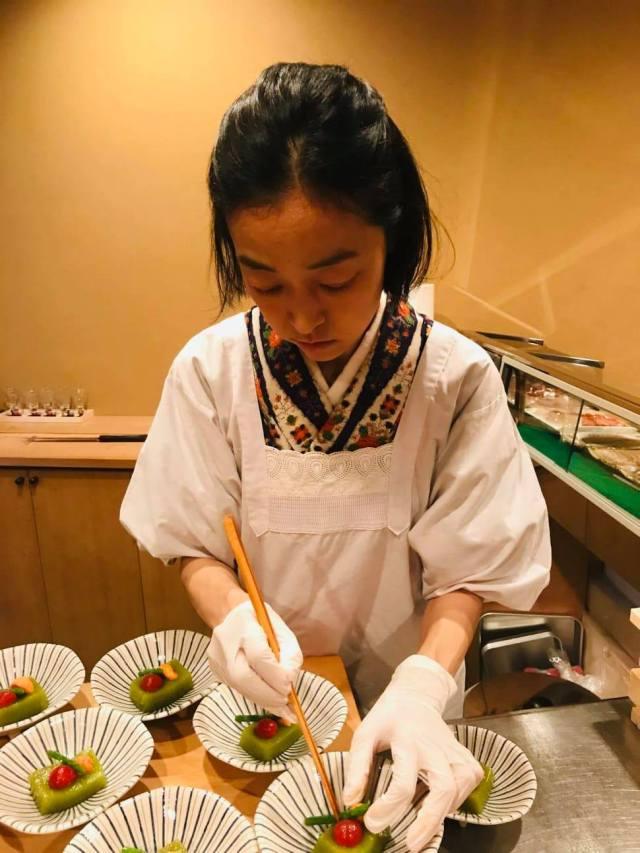 【人気のお寿司屋さん直伝の助六寿司】親子交流ランチ会