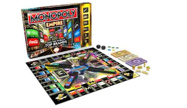 Monopoly Empire Review and Giveaway
