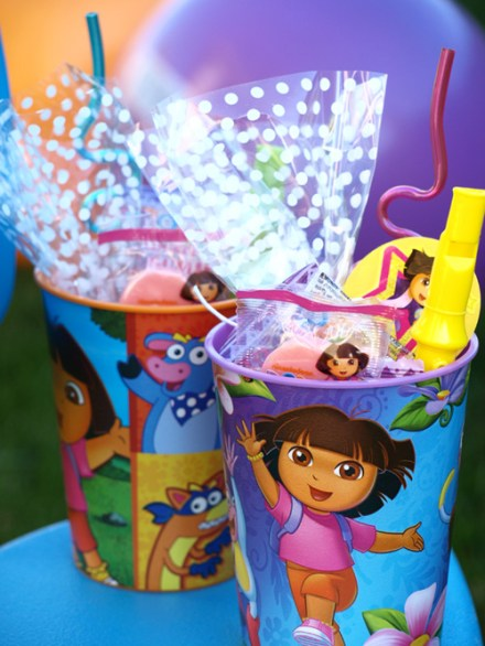 dora party favors