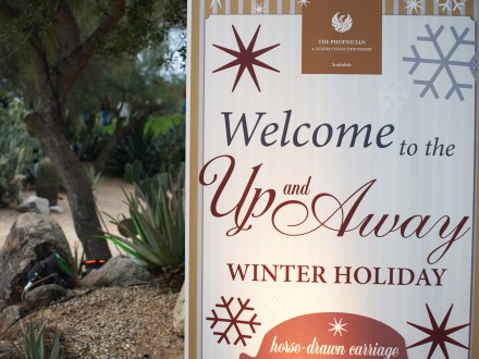 the phoenician holiday event
