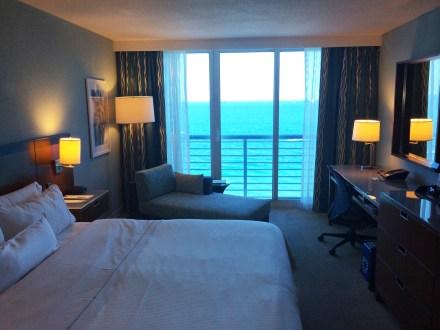 Westin Fort Lauderdale Ocean View Room