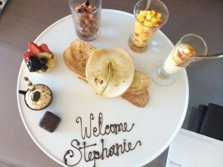 Westin Fort Lauderdale Welcome