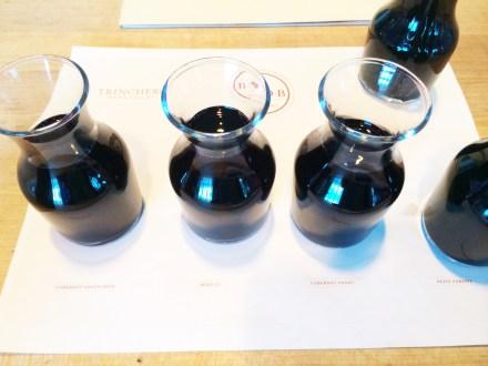 Westin Wine Blending