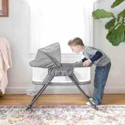 Go With Me Slumber Bassinet