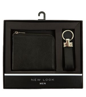 http://www.newlook.com/shop/mens/accessories/mens-leather-wallet-and-keyring-set_387419901