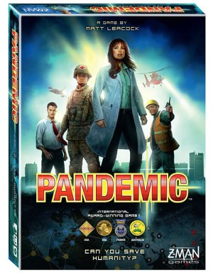Pandemic-Board-Game