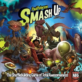 Smash-Up-Game