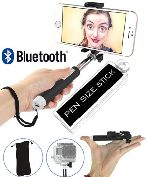 Ultra-Portable-5-in-1-Monopod-with-Mirror-Remote-Selfie-Stick