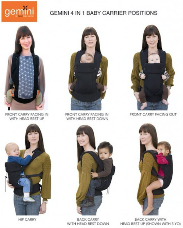best-front-facing-baby-carrier