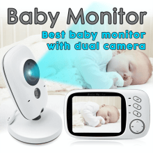 best-baby-monitor-with-two-cameras