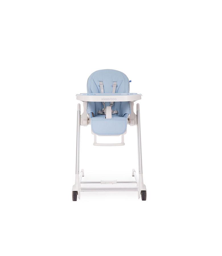 Chaise Haute Maple Bleu