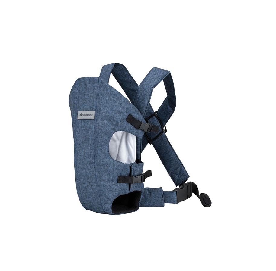 Porte bébé Gwen Bleu