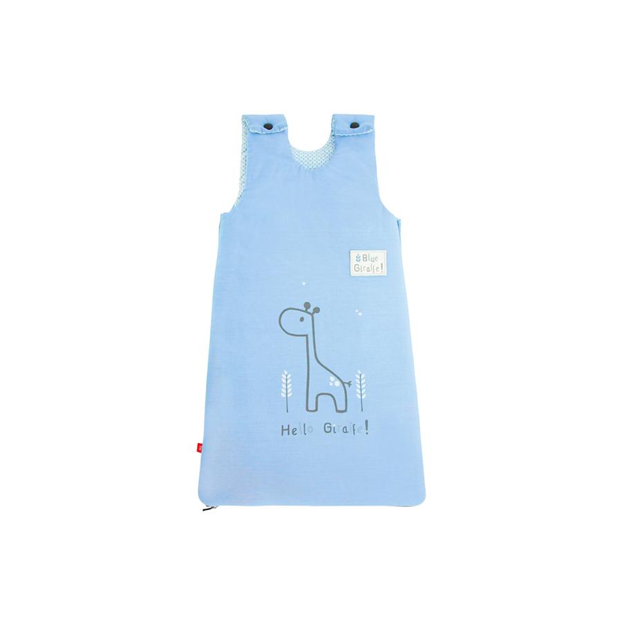 Gigoteuse 70 cm Be Giraffe bleu