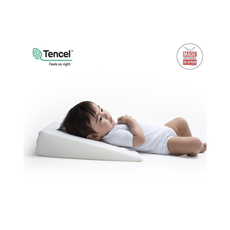 Plan incliné confort 55×37 cm liso  blanc