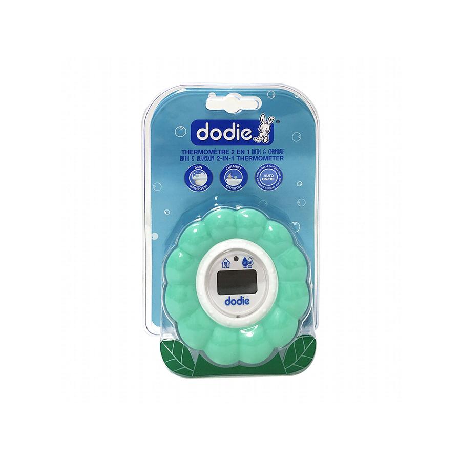 Thermomètre 2 en 1 bain et chambre