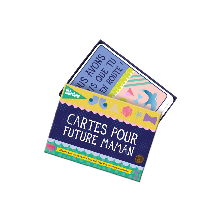 Cartes pour future maman