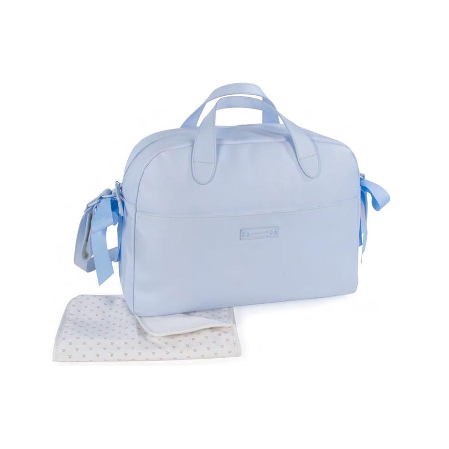 Sac à langer Essentials Bleu