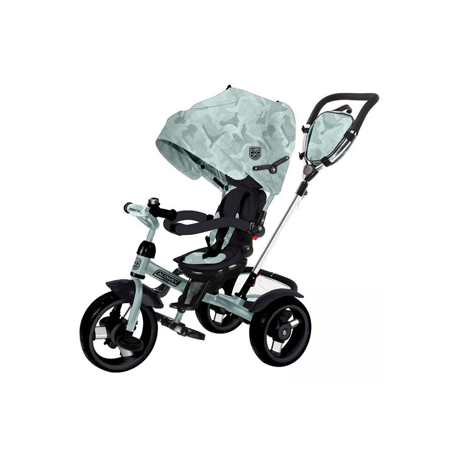 Tricycle Alonsy Mint Camouflage
