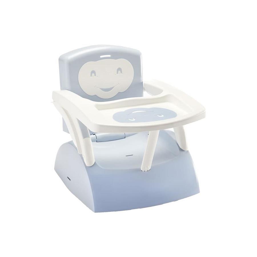 Rehausseur de chaise Tudi fleur bleu